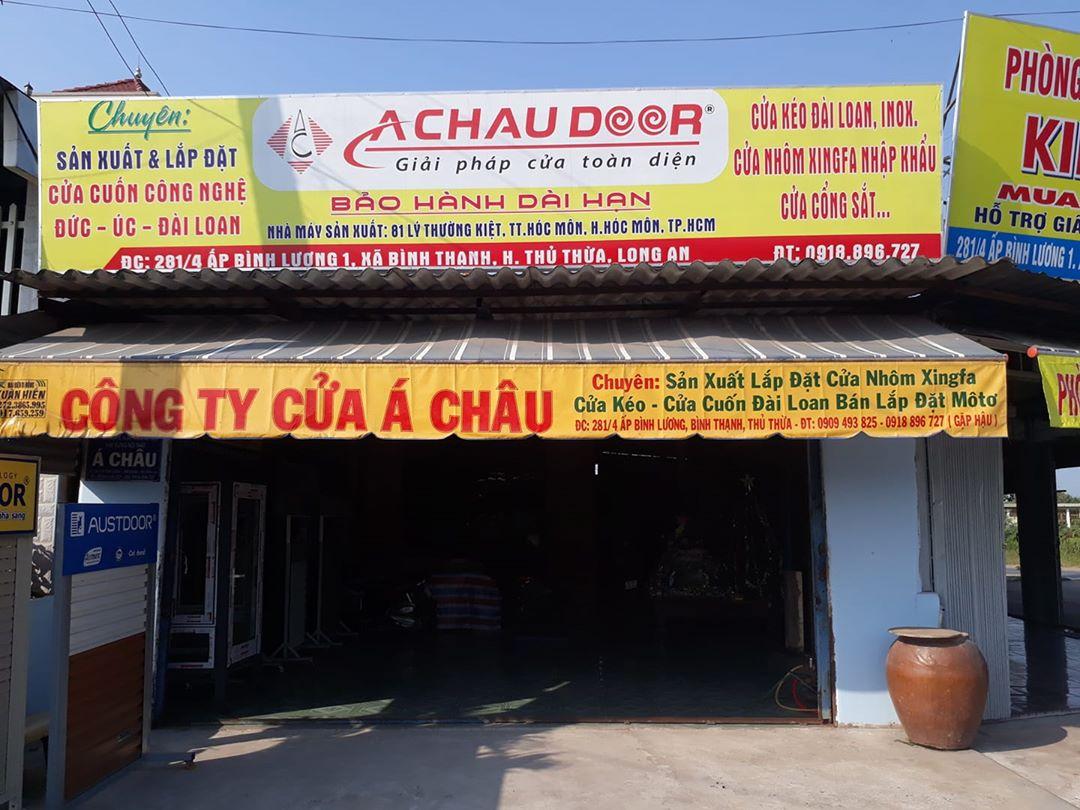 Chi nhánh cửa Á Châu tại Long An