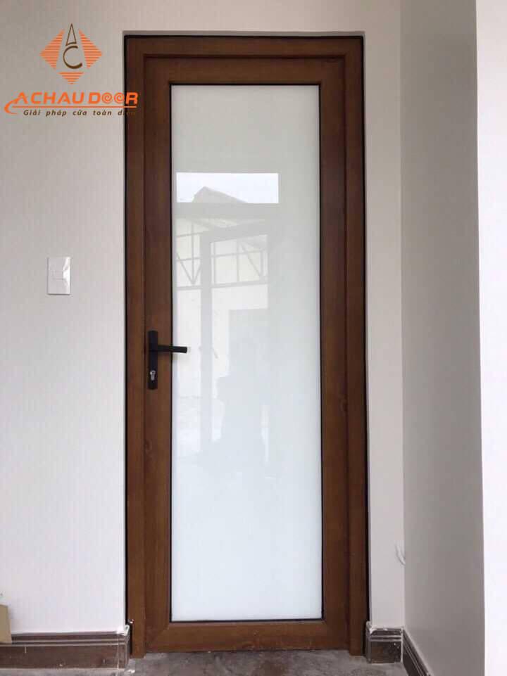 cửa nhôm kính phòng ngủ