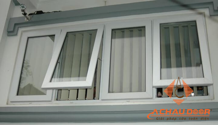 Mẫu cửa sổ mở hất đẹp