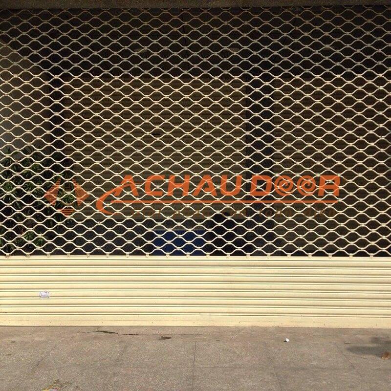 cửa cuốn mắc võng sơn tĩnh điện