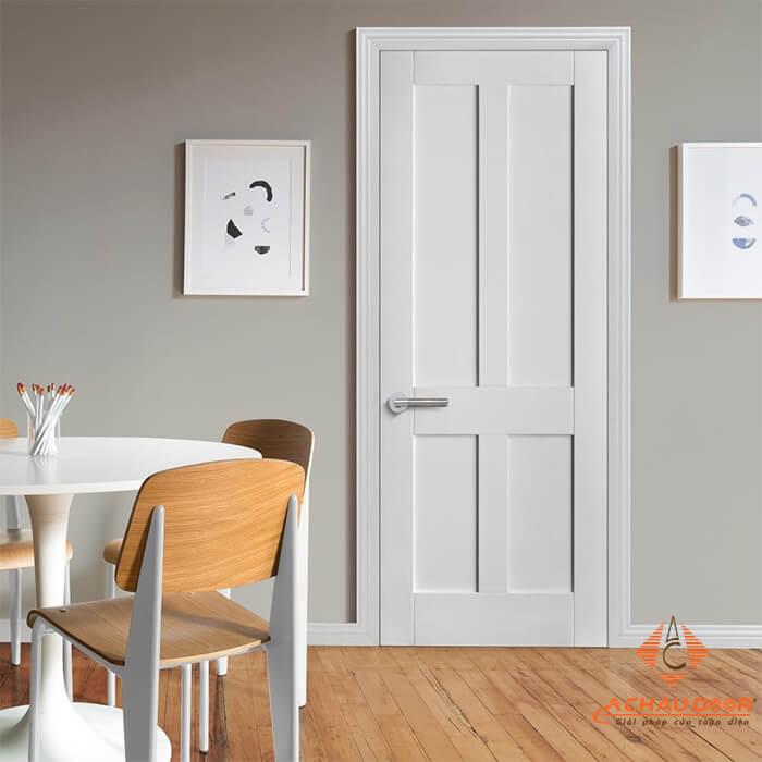 Nên chọn kích thước cửa phòng ngủ hợp phong thủy
